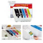 HIP-26XL Epson 26XL hervulbare inktcartridges