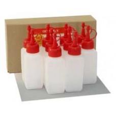 PLF100SSTE  plastic flesjes HDPE..