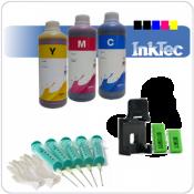 Inkt navulset CL-541(XL) kleur inktpatroon
