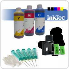 Inkt navulset CL-541(XL) kleur inktpatroon..