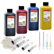 Inkt navulset  PGI-1500 / 2500(XL)  4 x 100ml