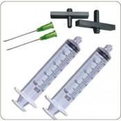 Refill adapters (2 stuks) voor Brother inktcartridges