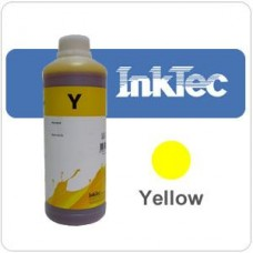 B1100-Y InkTec printerinkt voor Brother inktpatronen 50ml Yellow..